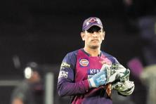 Mahendra Singh Dhoni has not captained Jharkhand in the last couple of seasons. Dhoni was removed from captaincy of Rising Pune Supergiants will continue to be a part of the Pune IPL franchise as a player. Photo: AFP