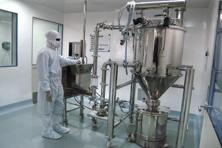 A file photo of Glenmark Pharmaceuticals' Ankleshwar plant in Gujarat.