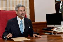 A file photo of foreign secretary S. Jaishankar. Photo: PTI