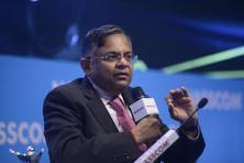 53-year-old N. Chandrasekaran will be the first chairman of the $103 billion Tata group with no family links to the Tatas. Photo: Abhijit Bhatlekar/Mint