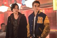 A still from 'Riverdale'. The series is based on the Archie Comics characters.