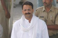 File photo. Mukhtar Ansari has been behind bars since 2005, but that hasn't stopped him from winning elections in his home constituency of Mau. Photo: PTI