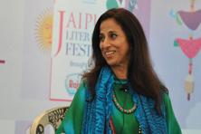 A file photo of author Shobhaa De. Photo: HT