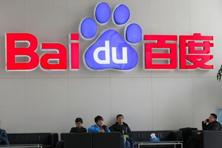 The three-way trade and other income reaped 1.796 billion yuan ($261 million) for Baidu in the fourth quarter. Photo: Reuters