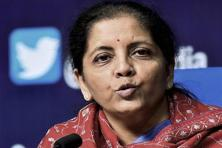 Nirmala Sitharaman said India's investments in the United States have provided jobs to US citizens. Photo: PTI