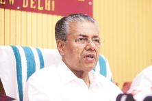 A file photo of Kerala chief minister Pinarayi Vijayan. Photo: Mint