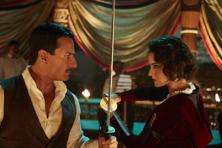 Saif Ali Khan and Kangana Ranaut in a still from 'Rangoon'