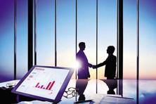 The PwC report said another facet of M&A transactions in India is succession planning for any family-owned business. Photo: iStock