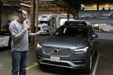 The Waymo lawsuit contends that a former employee, Anthony Levandowski, downloaded 9.7 GB of sensitive data about the company's proprietary self-driving system, LiDAR, before he left the firm. Photo: AP
