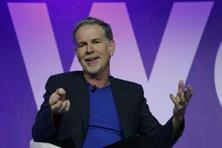 Netflix's CEO Reed Hastings at the  Mobile World Congress in Barcelona, Spain, on Monday. Photo: Reuters
