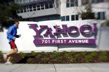 Yahoo said in December that data from more than 1 billion user accounts was compromised in August 2013, making it the largest breach in history. Photo: Bloomberg