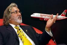 Vijay Mallya has been declared a wilful defaulter and is wanted by Indian authorities for default in payment of loans related to Kingfisher Airlines that was grounded in 2012.  Photo: PTI