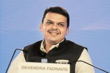Maharashtra chief minister Devendra Fadnavis. BJP's strategy to give the upper hand to Shiv Sena in Mumbai lays the foundation for the party's victory in the 2022 BMC election. Photo: HT
