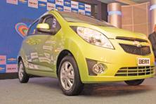 General Motors India's sales fell by more than a fifth last year to just 28,949 vehicles.  Photo: Mint