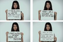 Through the India-Pakistan viral video of hers, Gurmehar Kaur has given an astonishing display of how Ernest Hemingway described courage—grace under pressure.