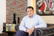 United Spirits chief executive Anand Kripalu. The liquor firm has also completed rebrading of Captain Morgan rum and will do it with a few more brands. Photo: Hemant Mishra/Mint