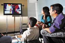 According to Barc, there is a significant jump in TV penetration—from 54% in 2013 to 64% now. Photo: Mint
