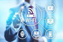 The Wi-Fi icon glows on nearly every internet-connected device, from the iPhone to thermostats to TVs. But it's starting to fade from the limelight. Photo: iStock