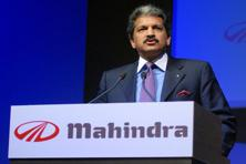 The stock of Mahindra & Mahindra closed at Rs1,302 on BSE, down 0.15% from its previous close. Photo: Bloomberg