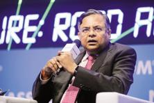 N. Chandrasekaran's first hire being a dealmaker could be a sign that the group's divestment exercise will continue under the new chairman. Photo: Abhijit Bhatlekar/Mint