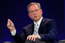 "A file photo. John Goodenough, inventor of the lithium battery, has developed the first all-solid-state battery cells,"" said Google's executive chairman Eric Schmidt. Photo: Bloomberg"
