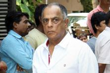 A file photo of Pahlaj Nihalani, chairperson of the CBFC. Photo: AFP