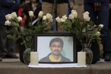 Srinivas Kuchibhotla was killed when 51-year-old US Navy veteran Adam Purinton opened fire at him and his friend Alok Madasani at a bar in Olathe on 22 February. Photo: Reuters