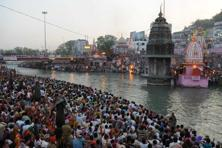 The 'living entity' tag from Uttarakhand high court gives the Ganga and Yamuna rivers legal rights equal to humans. Photo: HT