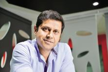 Mukesh Bansal co-founded fitness start-up CureFit with Ankit Nagori. Photo: Hemant Mishra/Mint