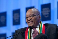 South African President Jacob Zuma. Photo: Bloomberg