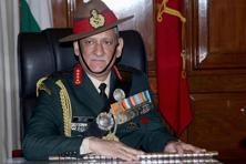 Bipin Rawat said India will continue to face conventional or non-traditional forms of warfare and the armed forces will have to be ready to deal with any such challenge. Photo: PTI