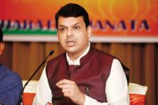 Maharashtra chief minister Devendra Fadnavis has stated that more than 3.1 million farmers in the state owe an outstanding debt of Rs30,500 crore to banks. Photo: Abhijit Bhatlekar/Mint
