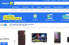 The three-day Flipkart sale (22 to 24 March) offers up to 40% discount on smartphones, laptops, video games, TVs, home appliances and accessories.