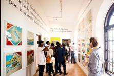 Photo: Kochi Muziris Biennale