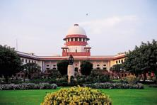 A file photo of the Supreme Court Photo: Mint