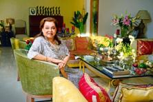 Pallavi Jaikishan at her Mumbai home. Photographs: Abhijit Bhatlekar/Mint