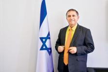 Israel's ambassador to India, Daniel Carmon. Photo: Pradeep Gaur/Mint