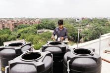 Sintex wants to list its water tanks maker Sintex Plastics on BSE and NSE this year. Photo: HT
