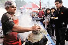 Coca-Cola and FSSAI are now finalizing the curriculum for the training of street food vendors. Photo: HT