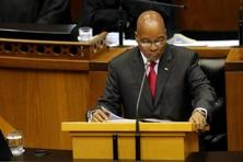Jacob Zuma is due to step down as head of the ruling African National Congress in December and as president in 2019. Photo: Reuters
