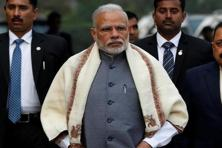 Noted historian Ramachandra Guha asserted that Narendra Modi's 'charisma' and 'appeal' transcend the boundaries of caste and language. Photo: Reuters