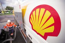 Shell operates Hazira LNG Ltd, a five million tonnes per annum LNG import facility at Hazira, Gujarat.  Photo: Bloomberg