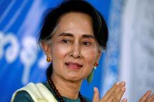 Myanmar's de facto leader Suu Kyi, a Nobel Laureate whose international star as a rights defender is waning over the treatment of the Rohingya, has not spoken out in defence of the persecuted minority. Photo: Reuters