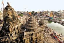 Research shows that the probability of temple desecrations increased during wars and victories of Muslim rulers over Hindus. Photo: Abhijit Bhatlekar/Mint