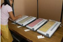 Opposition parties allege EVMs were tampered with in recent state polls.