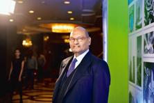 File photo of Anil Agarwal. The merged company will have a market capitalization of about $15.6 billion and a higher free float of shares of 49.9%, according to Tuesday's statement. Photo: Pradeep Gaur/Mint