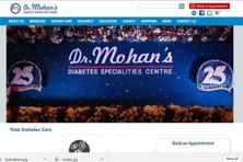 Dr Mohan's Diabetes Specialities Centre plans to expand to all main metro cities and neighbouring tier II towns.
