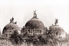 The Supreme Court also directed that trial in the Babri Masjid case must conclude in two years without adjournment. Photo: Hindustan Times