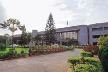 A file photo of Isro campus. Isro's new rocket would reduce India's dependence on other countries to launch heavier satellite. Photo: Hemant Mishra/Mint