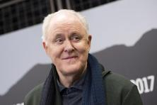 A file photo of actor John Lithgow. Photo: AFP